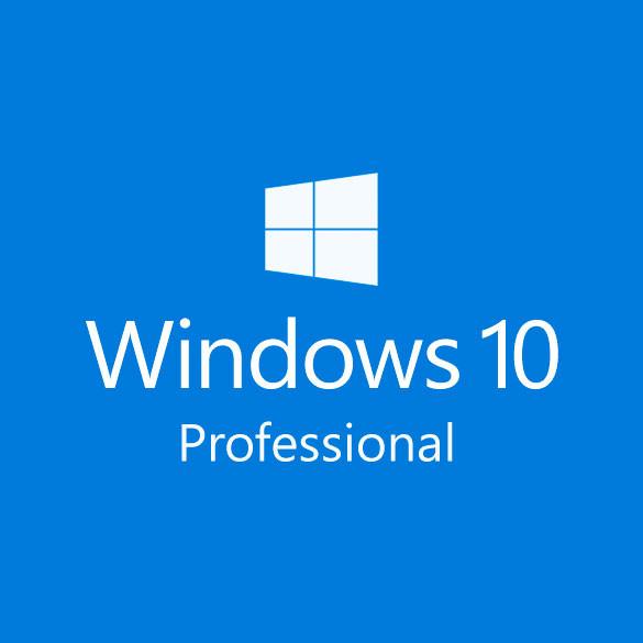 Microsoft Windows 10 Professional (Windows 7/8 Pro входят в корпоративную редакцию)
