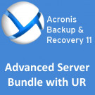 Acronis Backup & Recovery 11 Advanced Server Bundle with UR