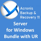 Acronis Backup & Recovery 11 Server for Windows Bundle with UR