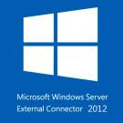 Microsoft Windows Server External Connector 2012