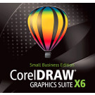 CorelDRAW Graphics Suite X6 - Small Business Edition