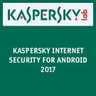 Kaspersky Internet Security for Android 2017