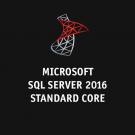 Microsoft SQL Server 2016 Standard Core