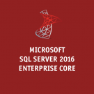 Microsoft SQL Server 2016 Enterprise Core
