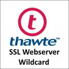 Thawte SSL Webserver Wildcard