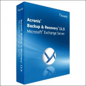 Acronis Backup & Recovery for MS Exchange Server