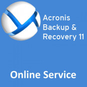 Acronis Backup & Recovery Online Service