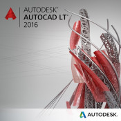 Autodesk AutoCAD LT 2016 Desktop