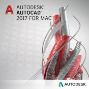 AutoCAD for MAC 2017