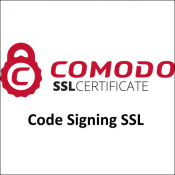 Comodo Code Signing SSL