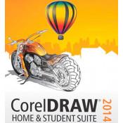 CorelDRAW Graphics Suite 2014 Home & Student