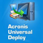 Acronis Universal Deploy Server