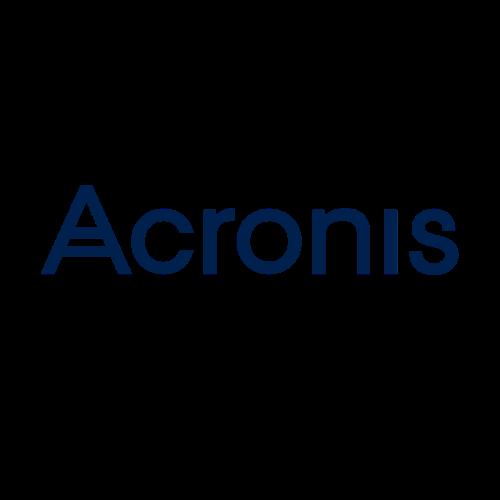 Acronis Backup AdvancedVirtual Host