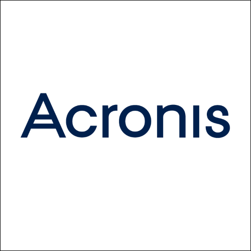 Acronis Backup Advanced Server
