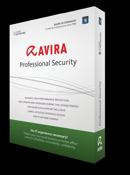 Avira Professional Security
