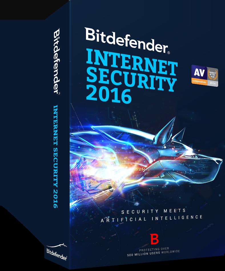 Bitdefender Internet Security 2016