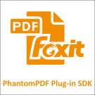 Foxit PhantomPDF Plug-in SDK