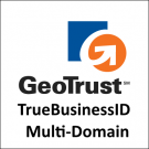 GeoTrust TrueBusinessID Multi-Domain