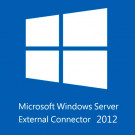 Microsoft Windows Server External Connector 2012