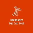 Microsoft SQL CAL 2016