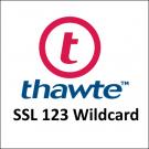 Thawte SSL 123 Wildcard