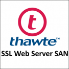 Thawte SSL Web Server SAN