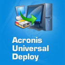 Acronis Universal Deploy Workstation