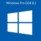 Microsoft Windows Pro GGK 8.1