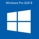 Microsoft Windows Pro GGK 8