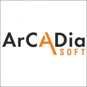 ArCADia-REINFORCED CONCRETE SLAB