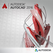 Autodesk AutoCAD 2016 Desktop