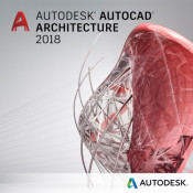 Autodesk AutoCAD Architecture 2018