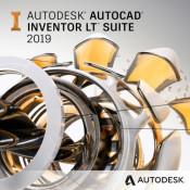 Autodesk AutoCAD Inventor LT Suite 2019