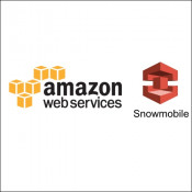 Amazon Snowmobile