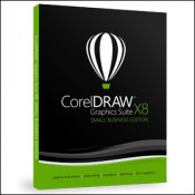 Corel Draw X8 SMB
