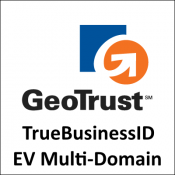 GeoTrust TrueBusinessID EV Multi-Domain