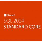 Microsoft SQL Svr Standard Core 2014