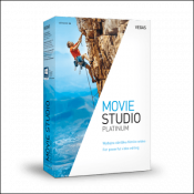 MAGIX VEGAS Movie Studio 13 Platinum