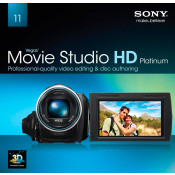 Sony Vegas Movie Studio HD 11