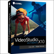 Corel VideoStudio Ultimate Х10